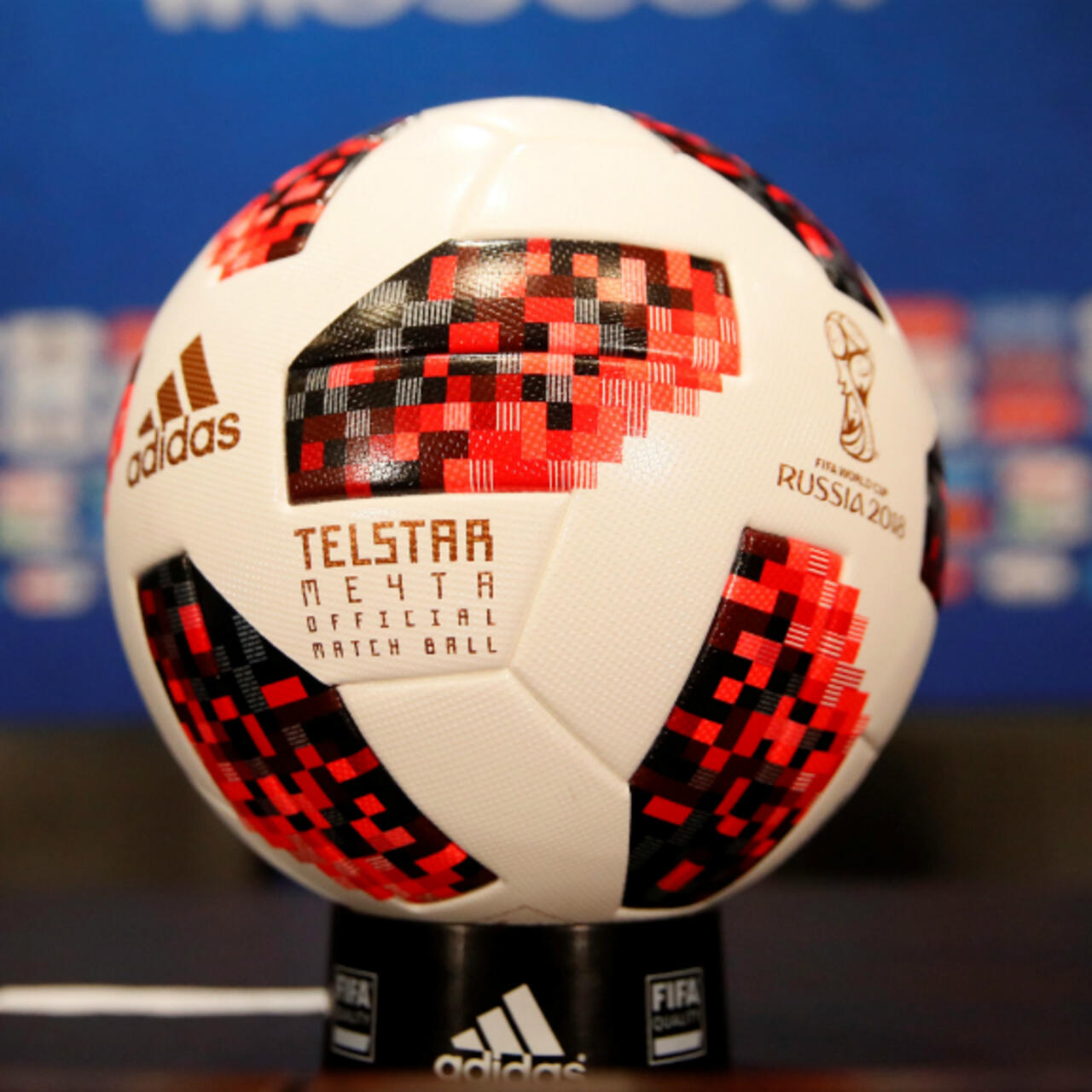 precedente Silicio oler  Conozca el balón con el que se jugará la fase final del Mundial