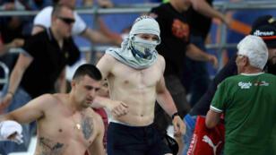 L'UEFA reproche aux supporters russes d'avoir attaqué des supporters anglais, samedi 11 juin 2016, à l'issue du match contre l'Angleterre (1-1).