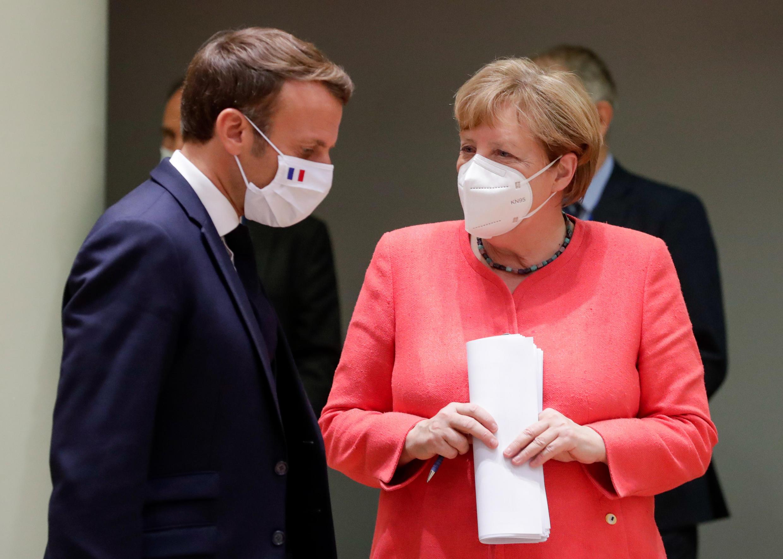 UE-Macron-Merkel