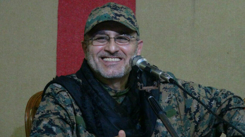 Leading Hezbollah commander killed in Syria