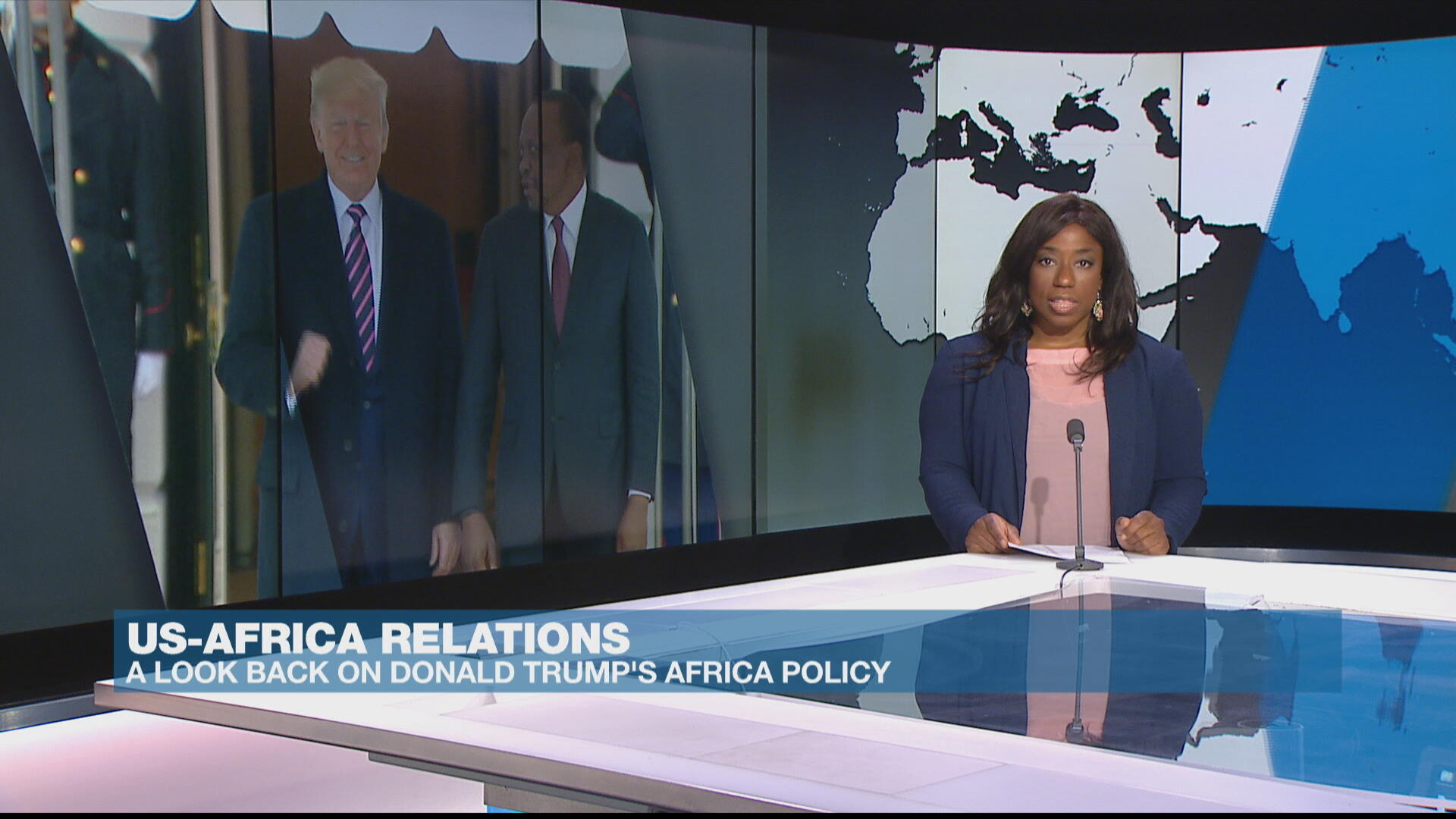 ENMG ACROSS AFRICA (2021)