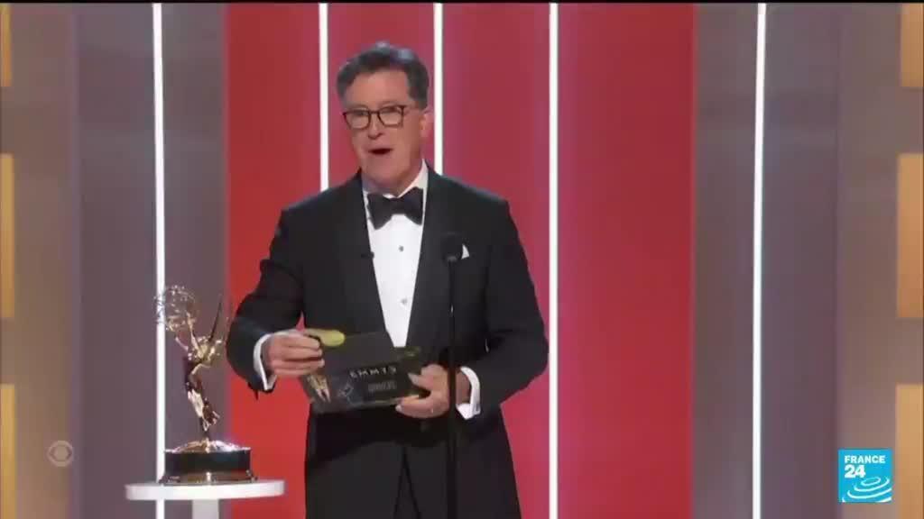 """2021-09-20 10:15 """"The Crown"""" élue meilleure série dramatique aux Emmy Awards"""