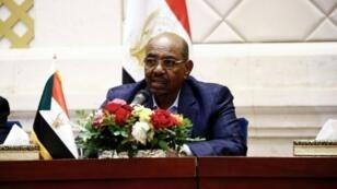 الرئيس السوداني عمر البشير في الخرطوم في 2 آذار/مارس 2017