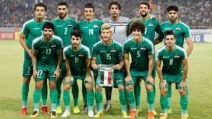 المنتخب العراقي لكرة القدم.