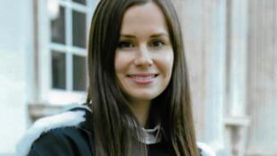 صورة من الارشيف تظهر كايلي مور غيلبرت وزعتها عائلتها بتاريخ 14 أيلول/سبتمبر 2019 دون تحديد تاريخ التقاطها