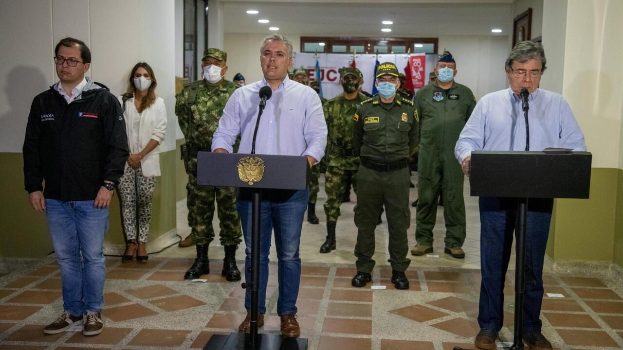 Colombia kills top ELN guerrilla commander in military operation