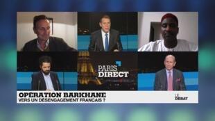 Le Débat de France 24 - lundi 15 février 2021