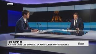 Le Débat de France 24 - lundi 16 novembre 2020