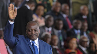Le président Jospeh Kabila assurera la présidence du pays pendant la transition, jusqu'à la fin de l'année.