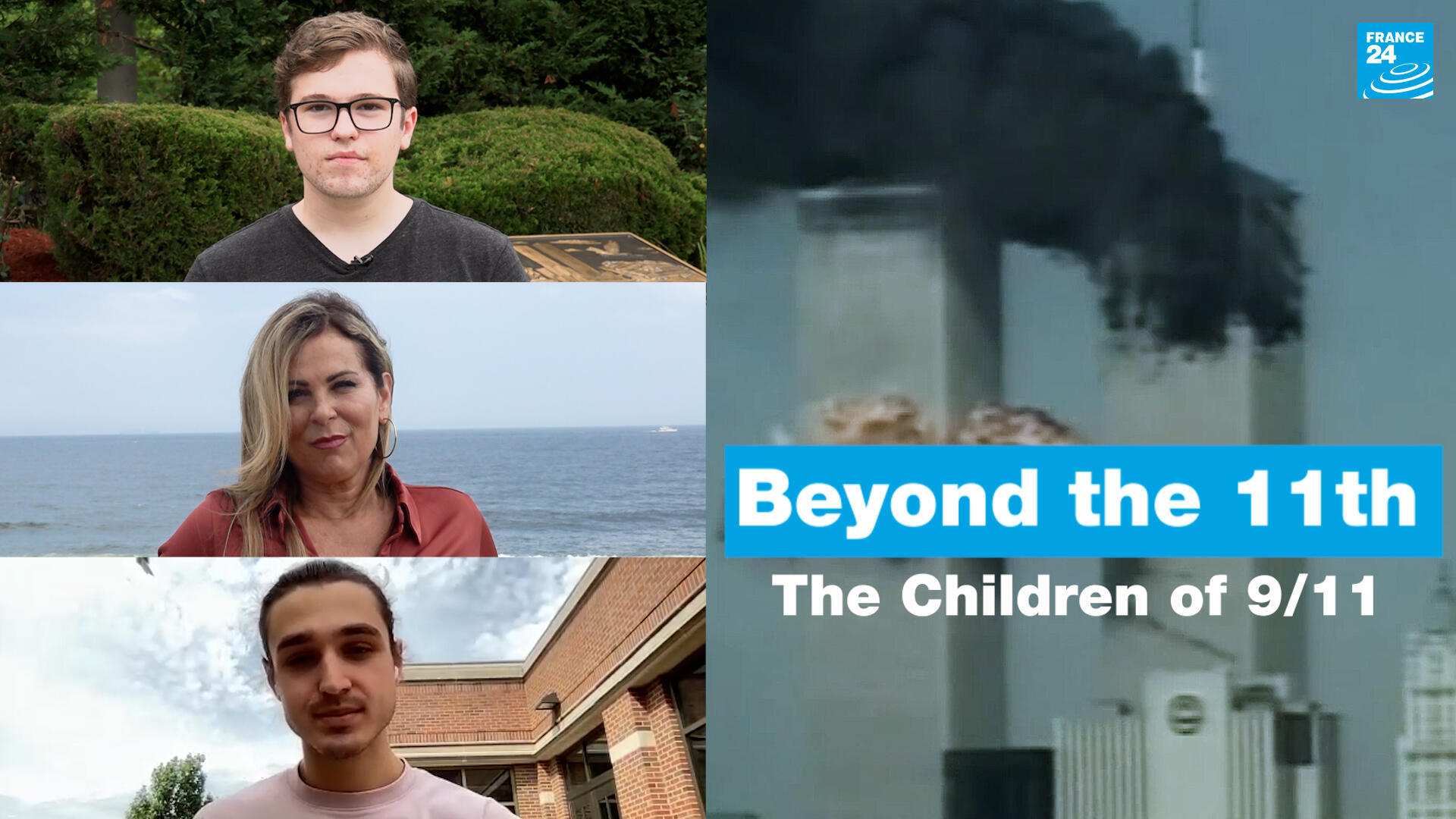 Beyond the 11h: The children of 9/11