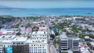 هايتي إحدى بلدان بحر الكاريبي