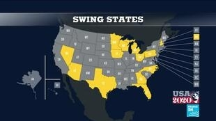 2020-11-03 18:10 Why are swing states so crucial in US Presidential elections?
