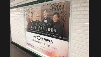 - مترو باريس/ صورة مأخوذة عن تويتر