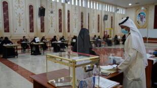 2020-12-05T063117Z_372217150_RC2UGK9YKUXX_RTRMADP_3_KUWAIT-ELECTIONS