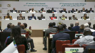 Le regain de violences au Soudan du Sud a dominé l'agenda du 27e sommet de l'UA.