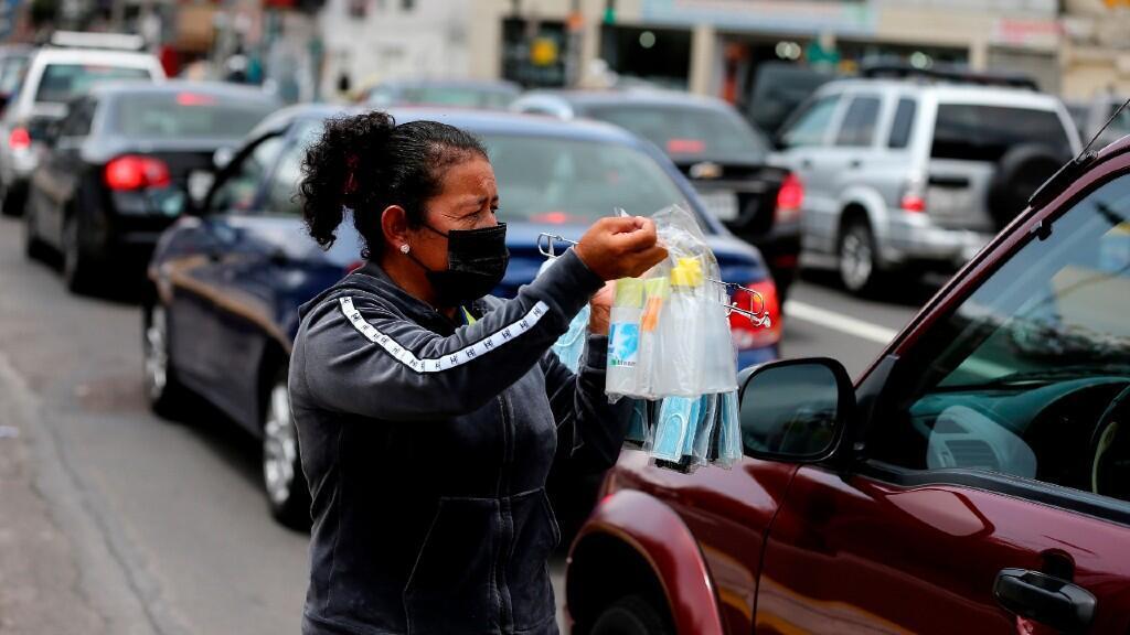 La pandemia de coronavirus golpea con fuerza a las mujeres de América Latina