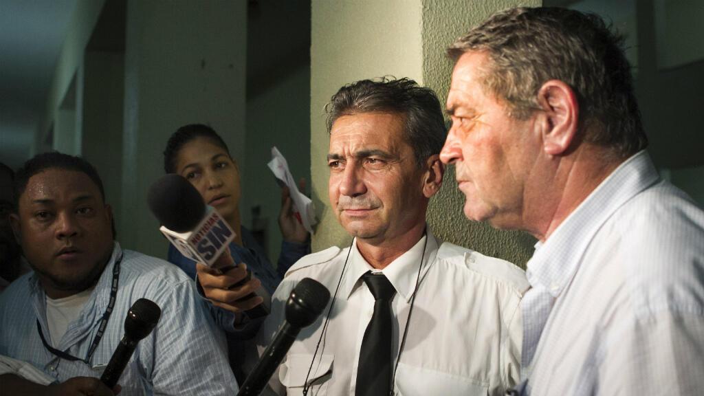 Le 14 août 2015, Pascal Fauret et son copilote Bruno Odos ont été condamnés à 20 ans de prison à Saint-Domingue.