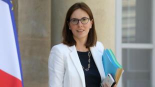 La secrétaire d'État chargée des Affaires européennes Amélie de Montchalin a écarté toute renégociation du Brexit.