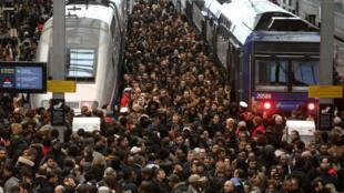 La grève à la SNCF doit reprendre dès le samedi 7 avril à 20h.