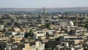 قوات البشمركة الكردية على بعد نحو 10 كلم من مدينة الموصل2016/10/17