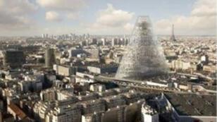 La tour Triangle doit être construite dans le sud de Paris, porte de Versailles.