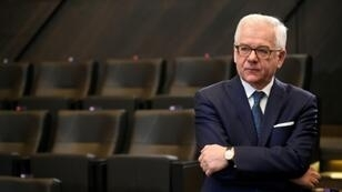 France should put its own house in order before lecturing Poland, says Polish Foreign Minister Jacek Czaputowicz