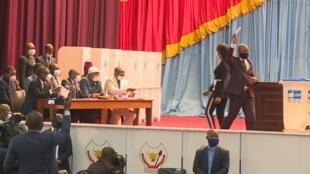 PARLEMENT RDC