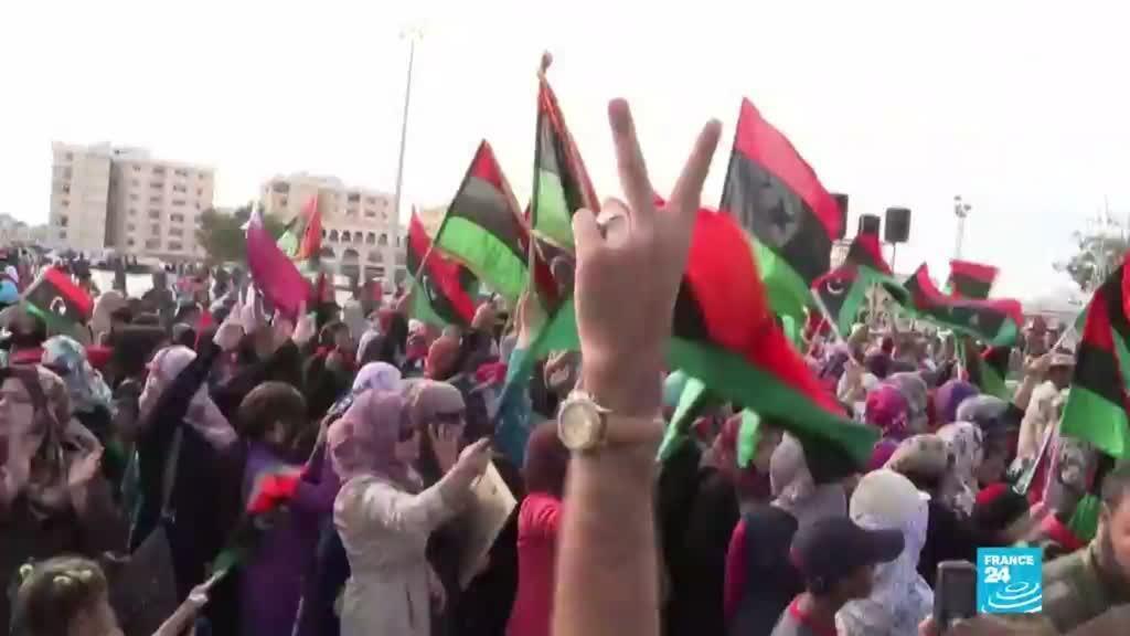 """2021-02-17 12:37 Revolución en Libia: """"La situación es mucho peor que hace diez años"""""""