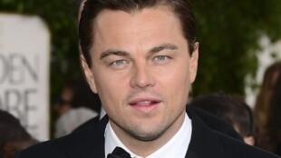 Leonardo DiCaprio, qui incarne Jay Gatsby