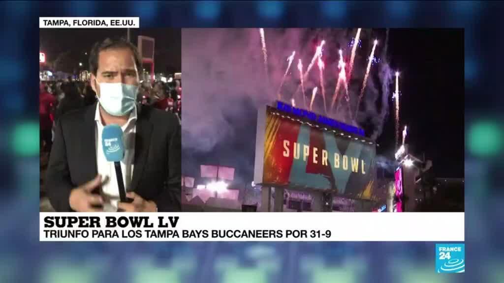 2021-02-08 13:43 Informe desde Tampa: Tom Brady conquista su séptimo Super Bowl