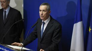 """Le procureur de Paris, François Molins, a précisé que le commando de Saint-Denis """"pouvait passer à l'acte""""."""