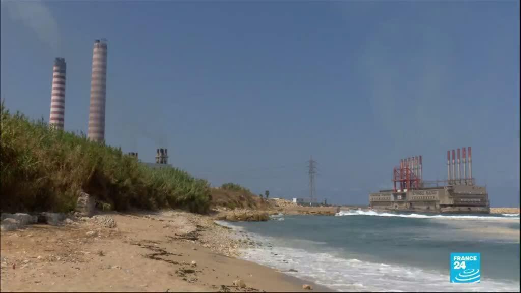 2020-07-24 06:12 Liban : les coupures d'électricité, un symbole de la crise