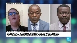 2021-02-16 08:04 Alleged rebel leaders from Central African Republic face ICC trial