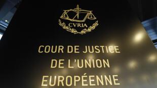 El Tribunal de Justicia de la Unión Europea, en Luxemburgo, en una imagen del 13 de enero de 2020