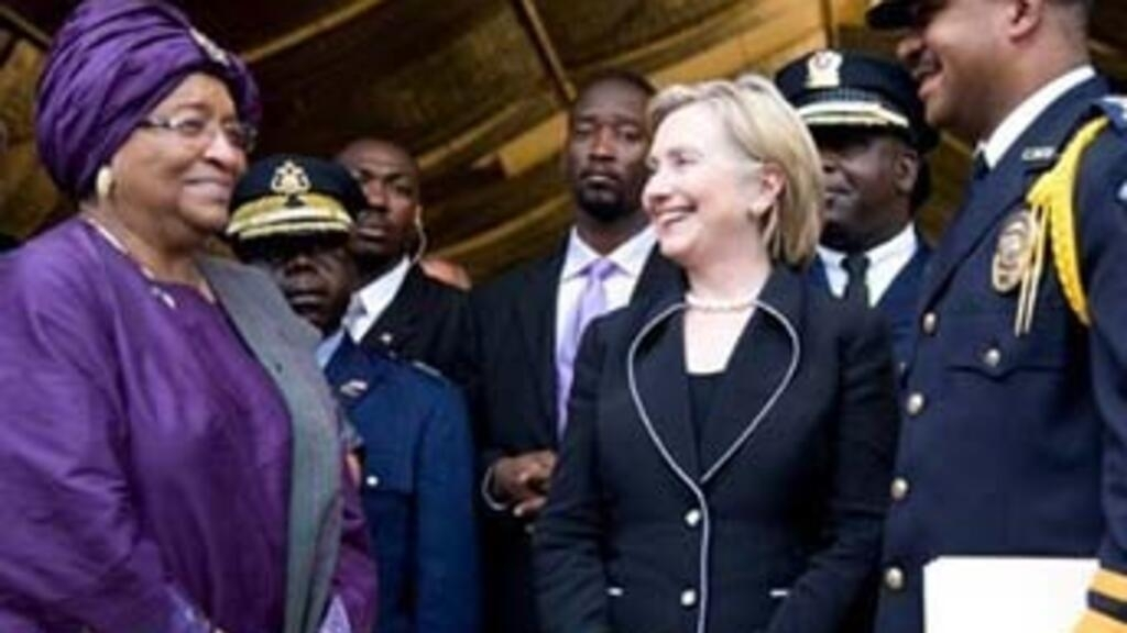 Hillary Clinton winds up Africa tour with 'tough love' stance