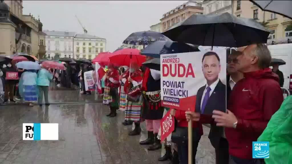 2020-06-26 14:13 Polish president faces tough challenge as nation heads to polls