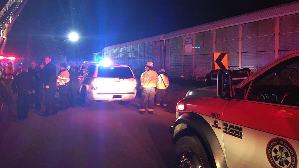 Au moins deux personnes sont mortes et une cinquantaine ont été blessées dans une collision entre deux trains en Caroline du Sud.