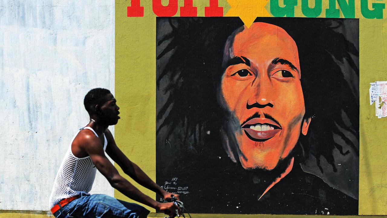Il y a quarante ans, la légende du reggae Bob Marley s'éteignait