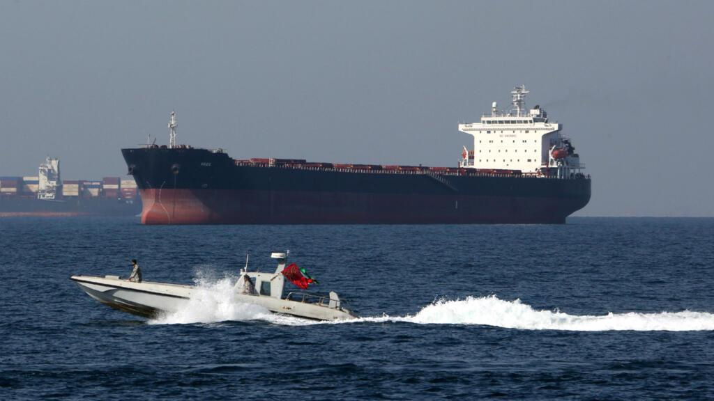 Iran says it has seized British oil tanker
