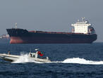 Iran seizes British tanker in Strait of Hormuz as tensions mount