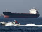 Iran seizes British tanker in Strait of Hormuz as tensions mount