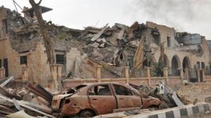 L'EI a frappé dans la province de Deir Ezzor, à l'est de la Syrie.