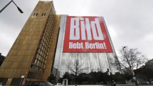 """""""Bild"""" est le quotidien le plus lu en Allemagne."""