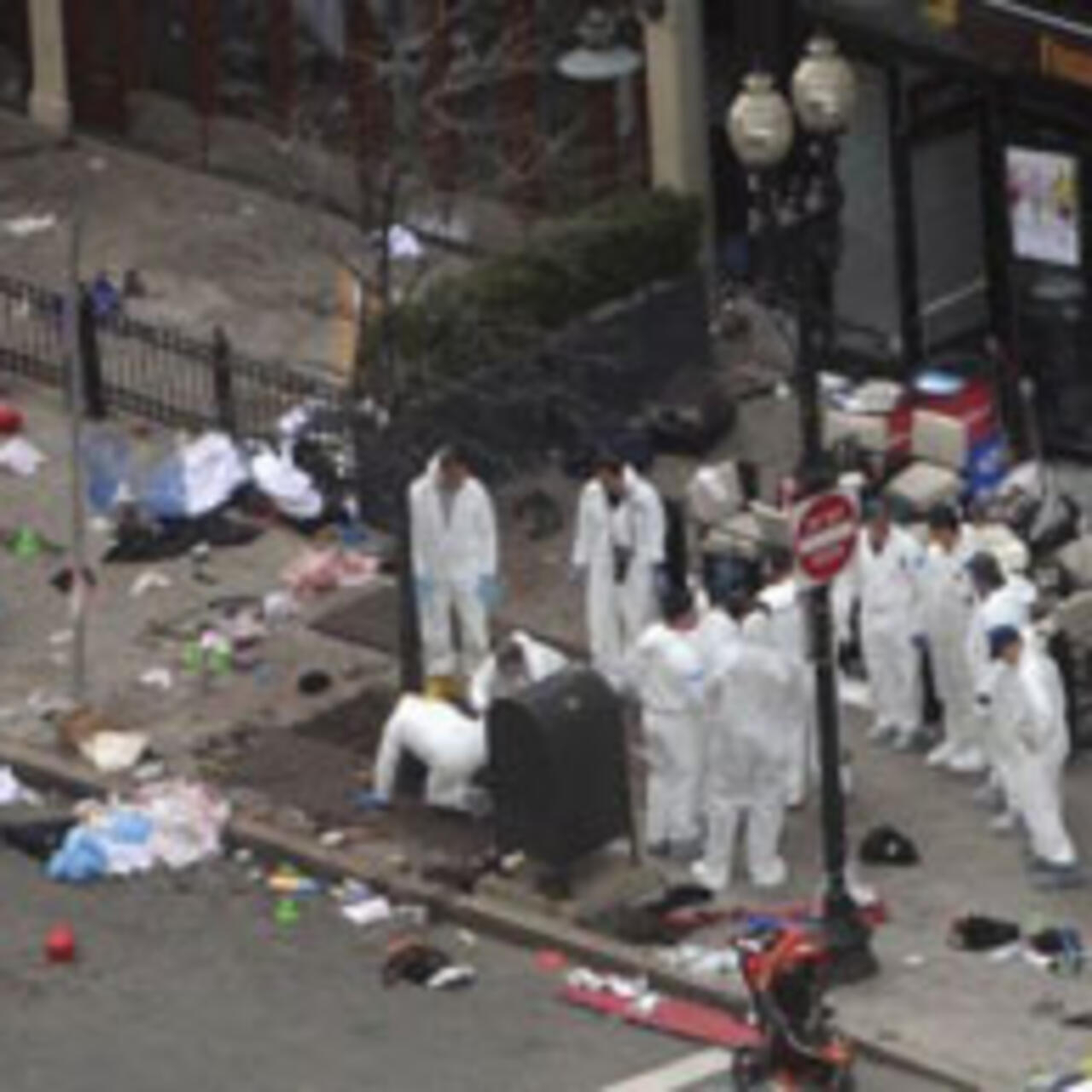 Boston Bombs Packed Nails Inside Pressure Cookers