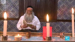 Des milliers de personnes de confession juive se retrouvent chaque année à Djerba, en Tunisie, pour la Ghriba.