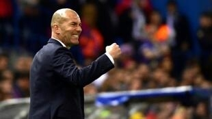 Zinedine Zidane played for Real Madrid between 2001-2006