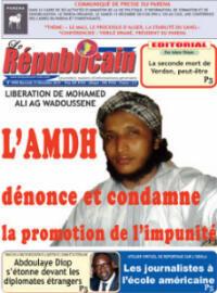 """Le quotidien """"Le Républicain"""""""