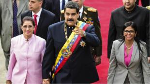 Nicolas Maduro a tendu la main à son homologue américain.