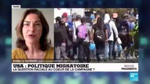 """2020-06-19 09:04 Le statut des """"Dreamers"""" validé, un revers pour la politique migratoire de Trump"""