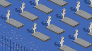 D'après les projections d'une étude de l'Oxford Internet Institute, le nombre de profils de personnes décédées dépassera celui des vivants au plus tôt dans cinquante ans.